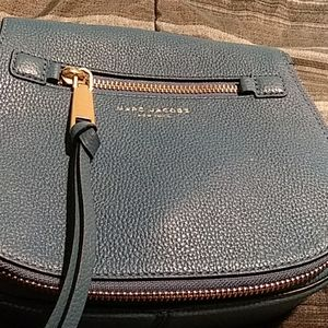 Marc Jacobs 100% cow leather purse